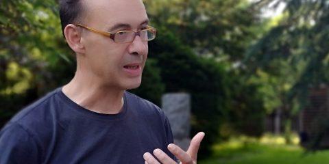 Kurator Robert Misik, Journalist und Autor