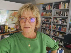 Mitarbeiterin Sonja Kothe