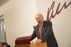 Vorstandsmitglied Ewald Nowotny Gouverneur der Österreichischen Nationalbank
