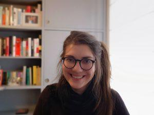 Mitarbeiterin Nathalie Luftensteiner