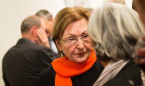 Vorstandsmitglied Margit Schmidt