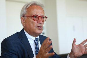 Vorstandsmitglied Hannes Swoboda