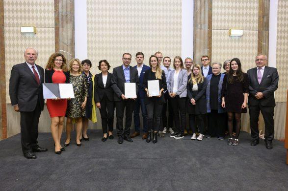 Bruno Kreisky Preise für Verdienste um die Menschenrechte 2019