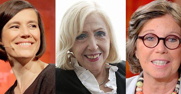 Pia Hierzesser, Erika Freeman, Reneé Schroeder