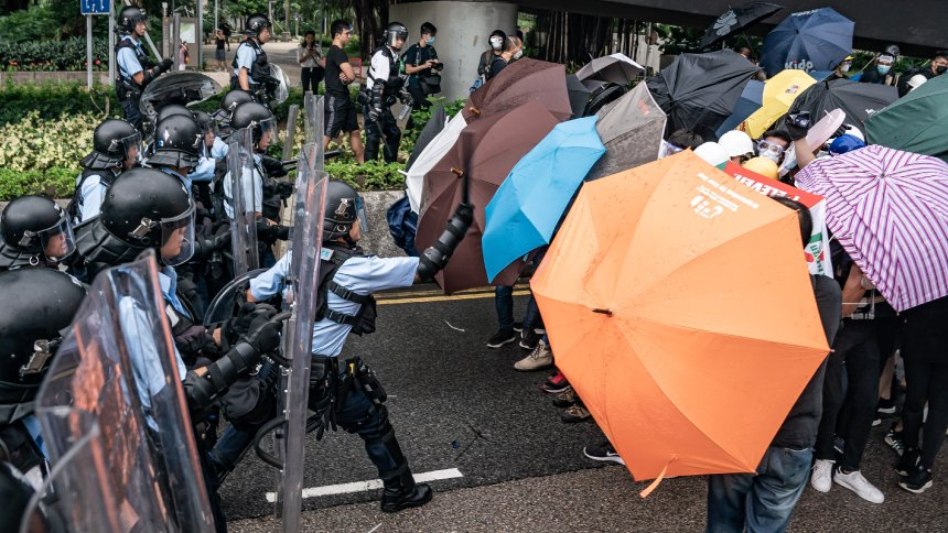 Anti-Extradition Protesters Rally In Hong Kong Credit Anthony Kwan/Getty Images
