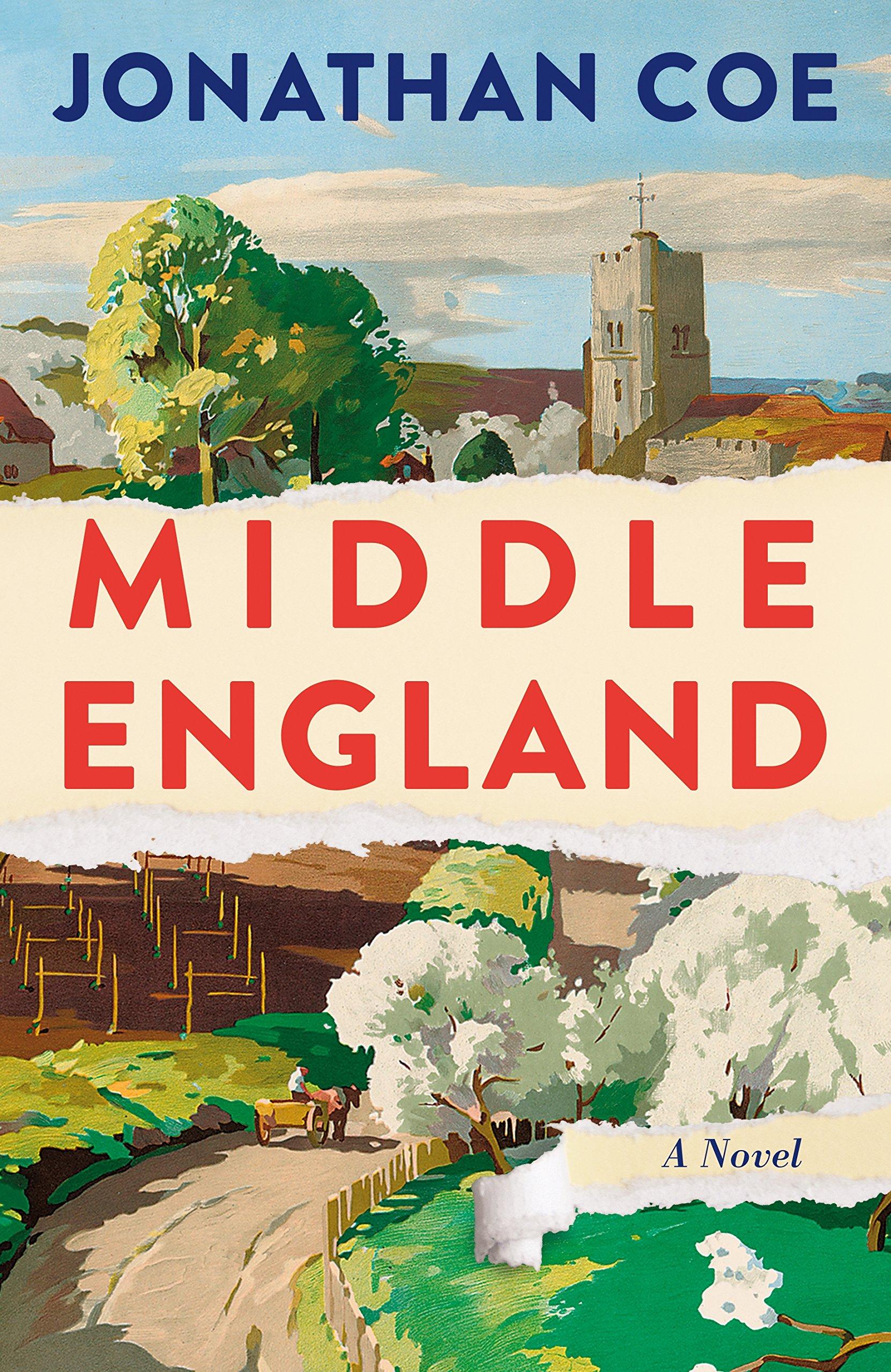 Jonathan Coe Middle England