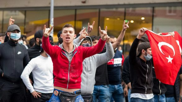 Türkischer Rechtsextremismus in Wien