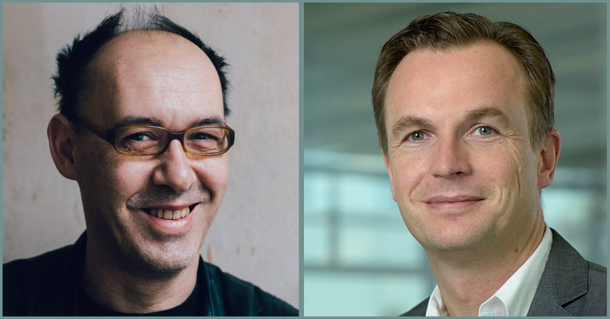 Robert Misik und Jens Südekum