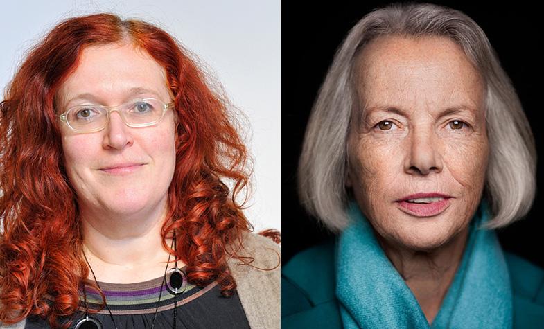 Irene Brickner, Anneliese Rohrer