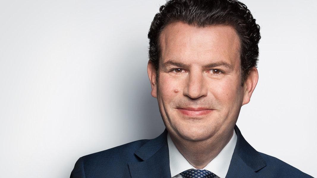 Hubertus Heil, Deutscher Bundesminister für Arbeit und Soziales