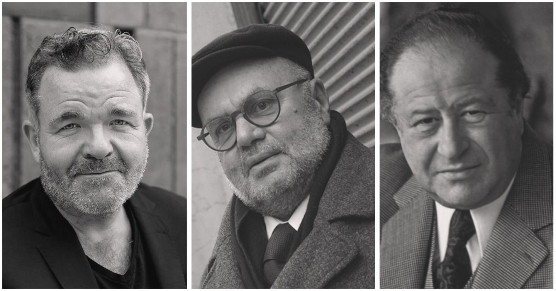 Cornelius Obonya, Franz Schuh, Bruno Kreisky