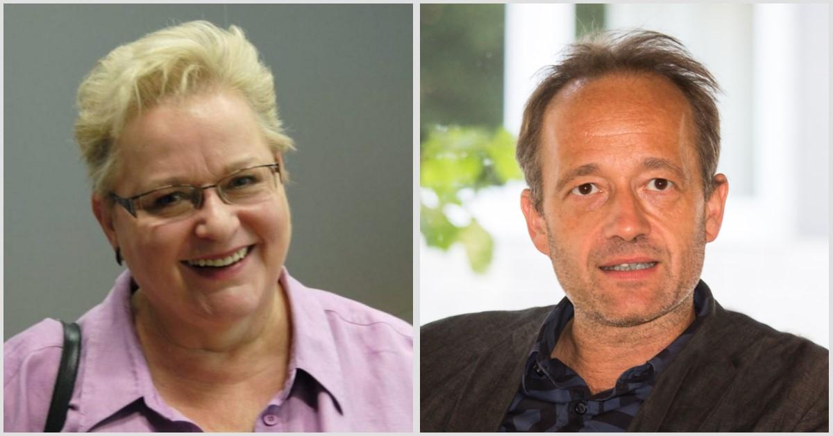 Gudrun Harrer, Stefan Weidner