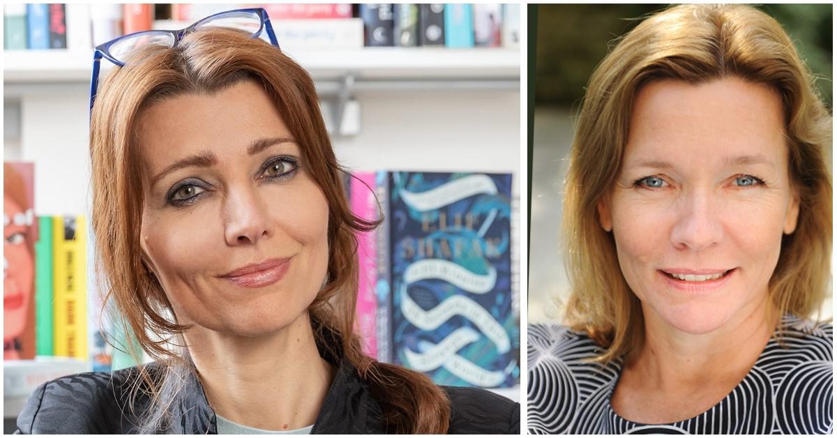 Elif Shafak, Tessa Szyszkowitz