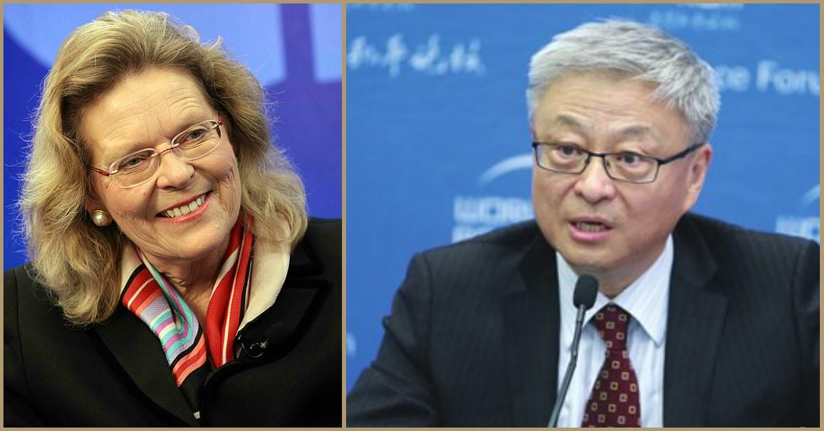 Irene Giner-Reichl, Yan Xuetong