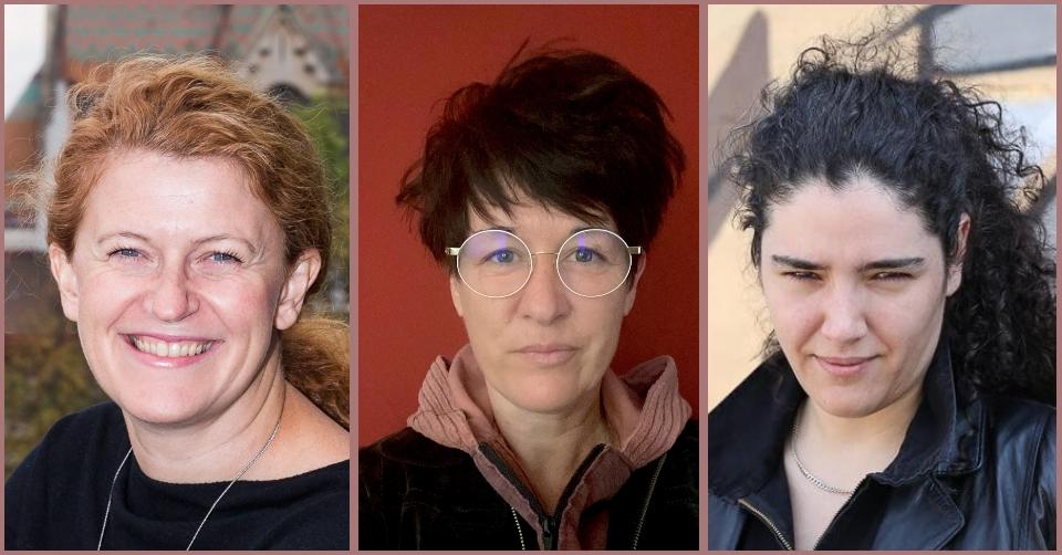 Betina Aumair, Elisabeth Scharang, Esra Özmen