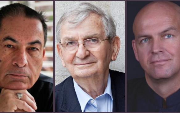 Gideon Levy, Ari Rath, Thomas Seifert