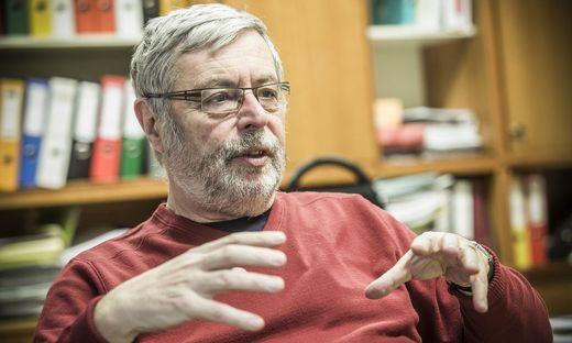 Helmut Konrad @Kleine Zeitung/Sabine Hofmann