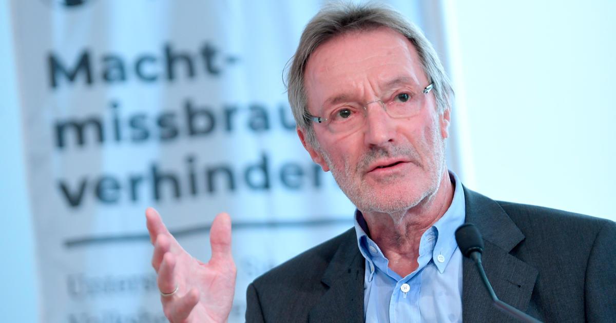 Heinz Mayer © APA_Schlager