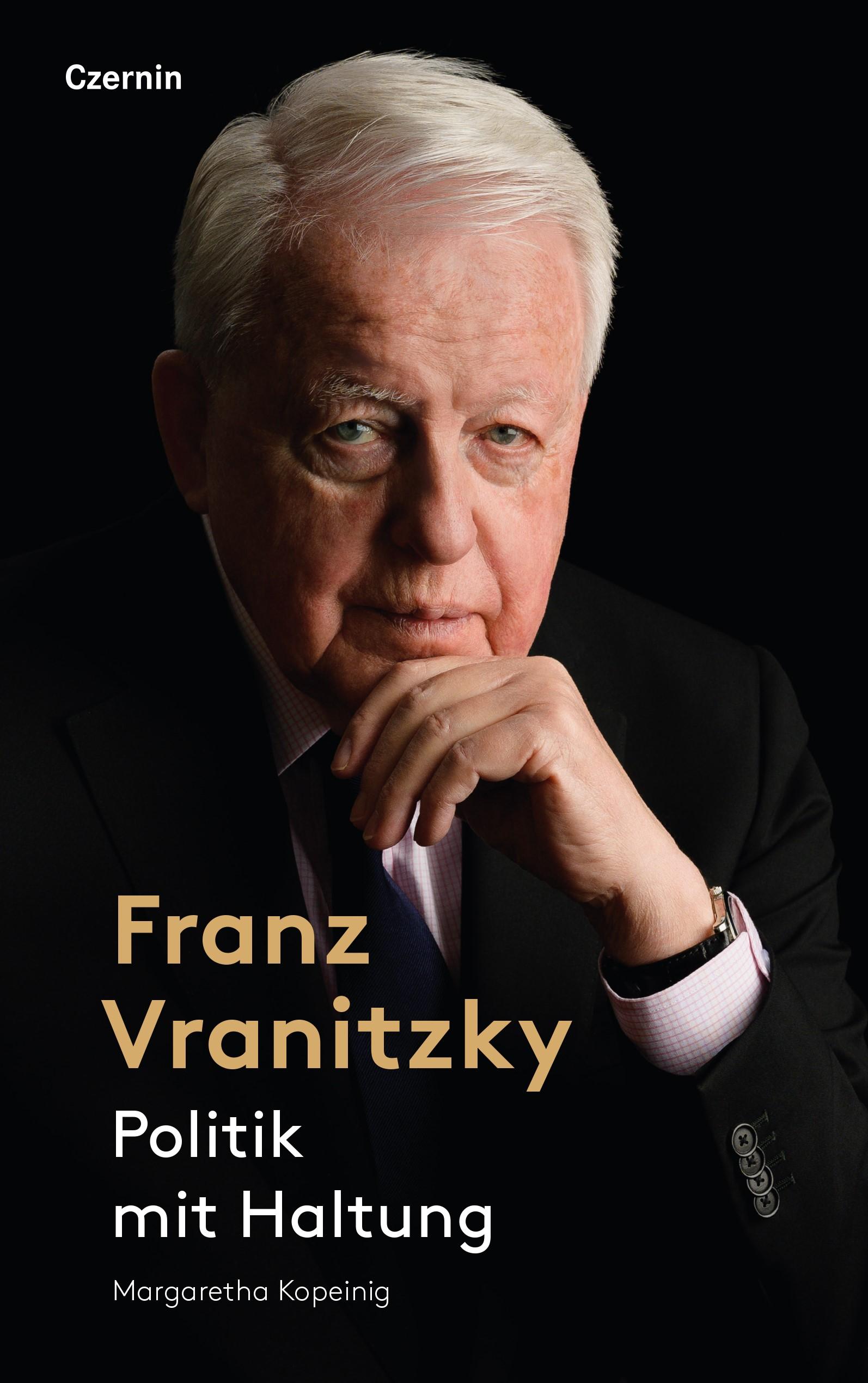 Franz Vranitzky: Politik mit Haltung